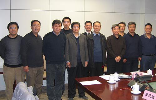 5北京旧城保护专家组合影(2009.10.27.)